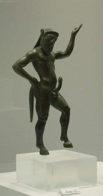 Pan, Athens Museum