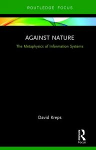 Against Nature: The Metaphysics of Information Systems