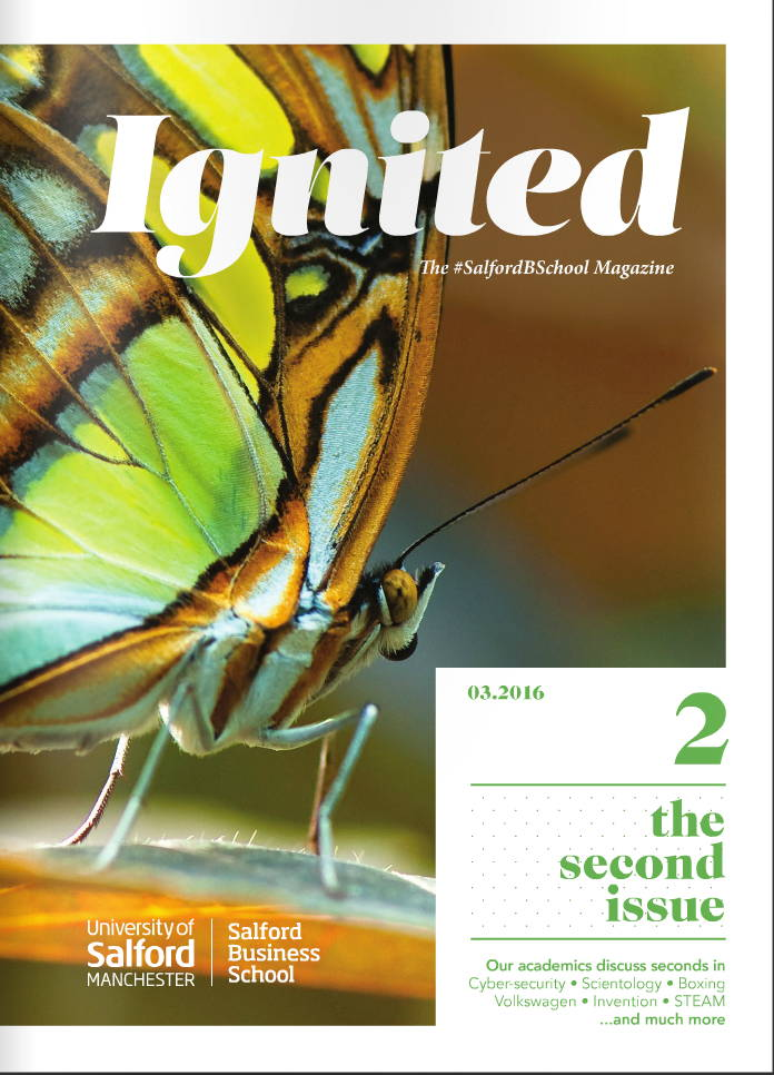 Ignited front cover